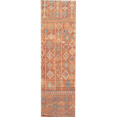 Wilkerson Sunset Area Rug Rug Size: Runner 22 x 76