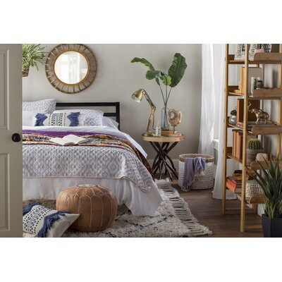 Avery Platform Bed Size: Queen