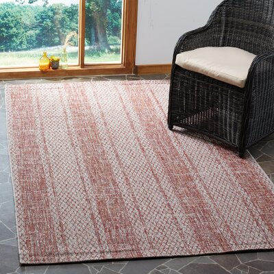 Myers Light Indoor/Outdoor Area Rug Rug Size: Rectangle 53 x 77