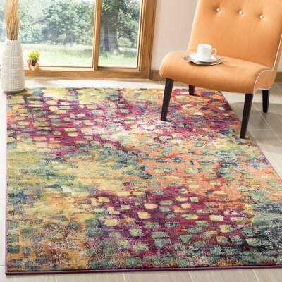 Newburyport Area Rug Rug Size: Rectangle 51 x 77