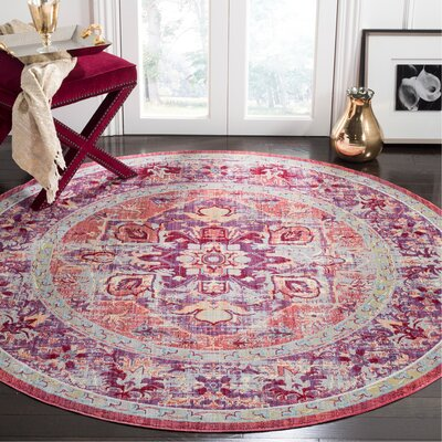 Norwood Area Rug Rug Size: Round 67