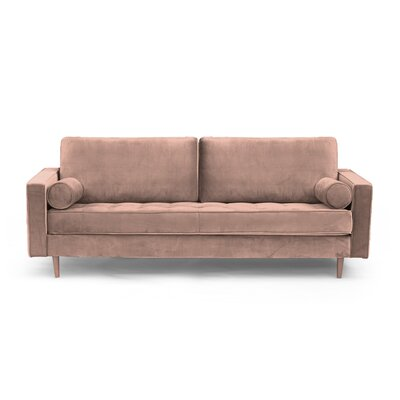 Derry Sofa Upholstery: Blush