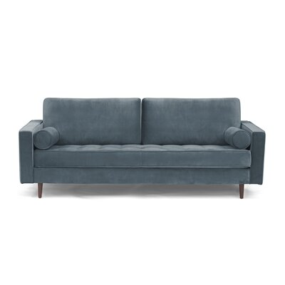 Derry Sofa Upholstery: Copen Blue
