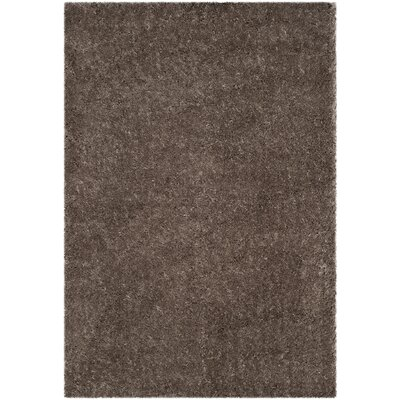 Hermina Mushroom Area Rug Rug Size: Rectangle 51 x 76