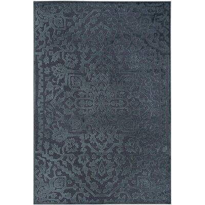 Maspeth Navy Area Rug Rug Size: Rectangle 53 x 76