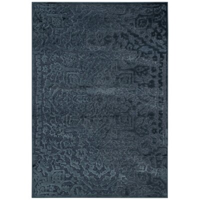 Maspeth Navy Area Rug Rug Size: Rectangle 4 x 57