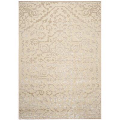 Maspeth Ivory Area Rug Rug Size: Rectangle 8 x 112