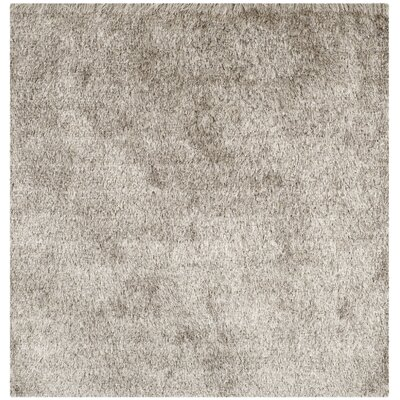 Montpelier Sable/Taupe Area Rug Rug Size: Square 5
