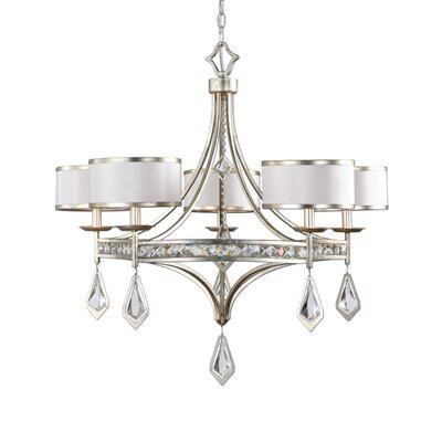 Caravelle 5-Light Drum Chandelier