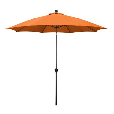 9' Market Umbrella Fabric: Polyester Tuscan WLAO3655 43411911