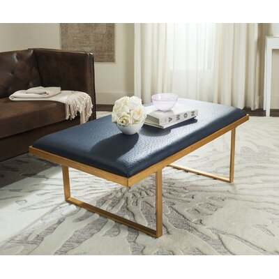 Rios Coffee Table Top Color: Navy