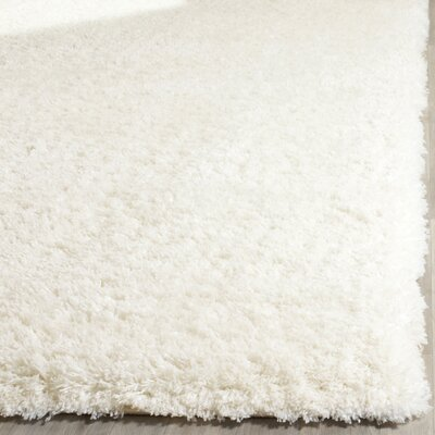Oriana Creme Area Rug Rug Size: Rectangle 51 x 76