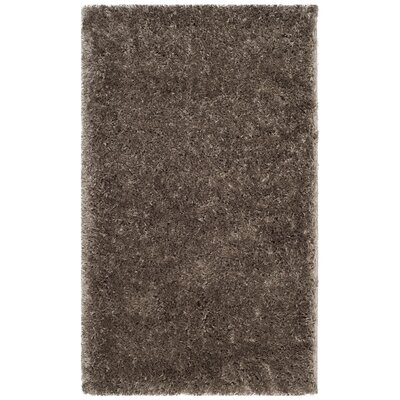 Hermina Mushroom Area Rug Rug Size: Rectangle 3' x 5'