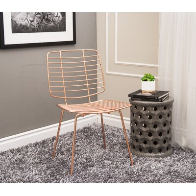 Cl�ment Iron Side Chair
