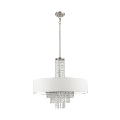 Dor 5-Light Drum Pendant
