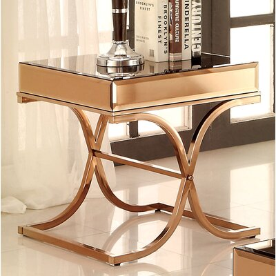 Edwige Square End Table