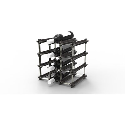 Huntsberry 12 Bottle Tabletop Wine Rack