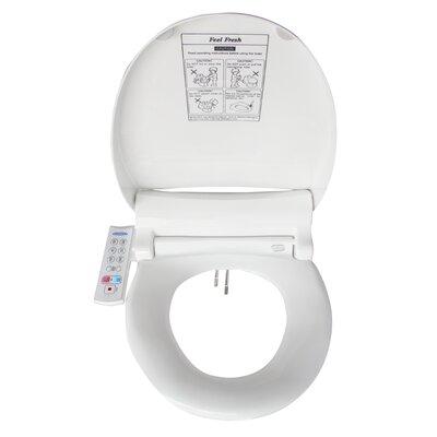 Round Bidet Toilet Seat