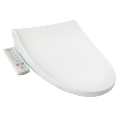 Electric Round Bidet Toilet Seat