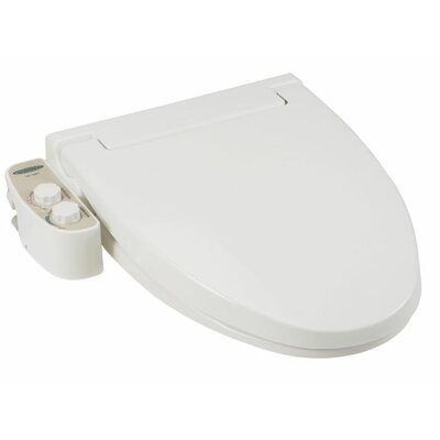 Elongated Bidet Toilet Seat