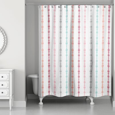 Norgate Dream Beads Shower Curtain