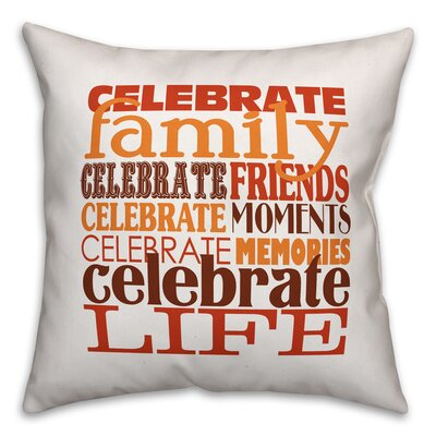 Burnabbie Throw Pillow Pillow Use: Outdoor
