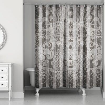 Wilcoxen Shower Curtain