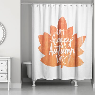 Shortt Shower Curtain