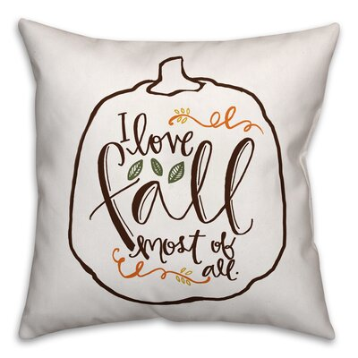 Randi Pillow Cover