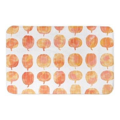 Pumpkins Bath Rug