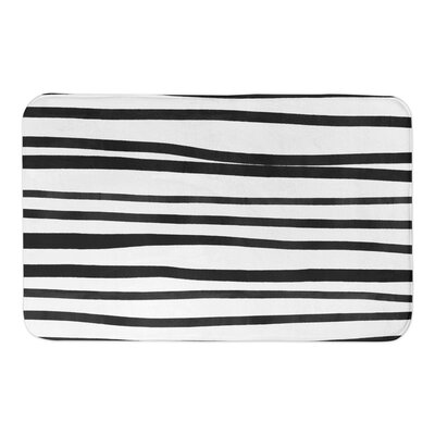 Bretz Stripes Bath Rug