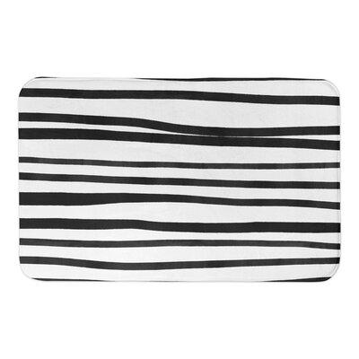 Bretz Stripes Bath Rug