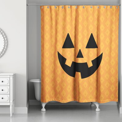 OLantern Shower Curtain