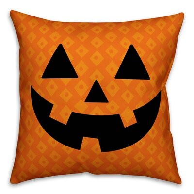 OLantern Throw Pillow Pillow Use: Outdoor