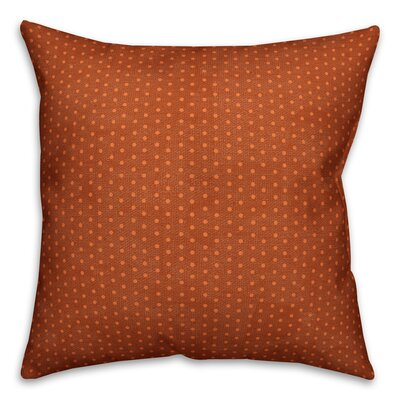 Shortwood Polka Dots Throw Pillow Pillow Use: Indoor