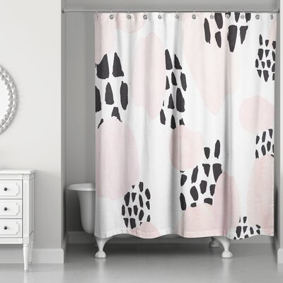 Primm Print Shower Curtain