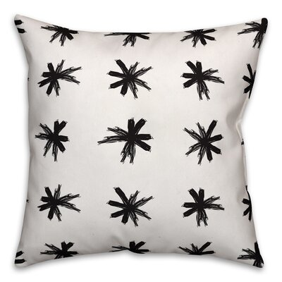 Beamon Asterisk Size: 16 x 16, Type: Throw Pillow