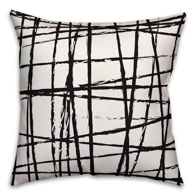 Rittenberry Scratch Pillow Size: 20 x 20, Type: Throw Pillow