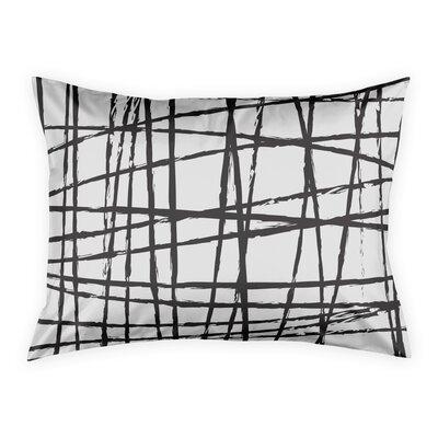 Rittenberry Scratch Pillow Sham Size: Standard