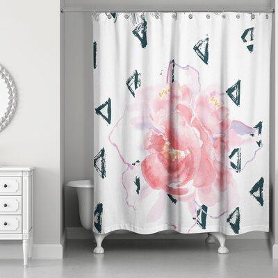 Richman Floral Shower Curtain