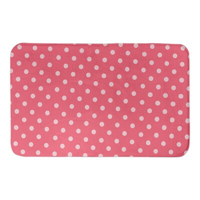 Saul Kid Bath Rug Color: Pink