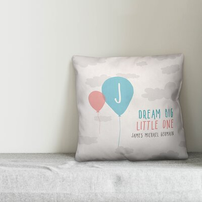 Didomenico Dream Big Little One Throw Pillow