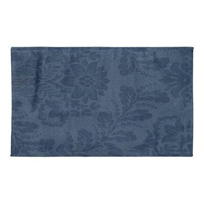 Jorgensen Floral Blue Area Rug Rug Size: 3 x 5