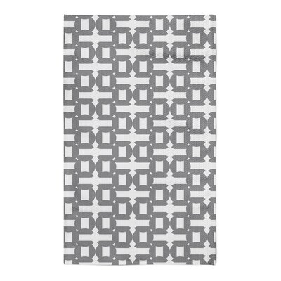 Waverly Gray Area Rug Rug Size: 5 x 7