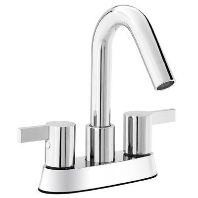 Plumb Pak Centerset Double Handle Bathroom Faucet