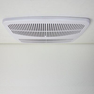 Ultra-Quiet 140 CFM Energy Star Bathroom Fan