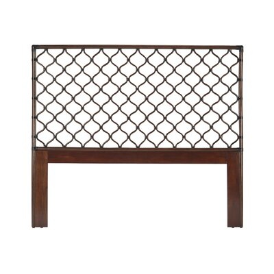 Ambrose Open-Frame Headboard Size: King