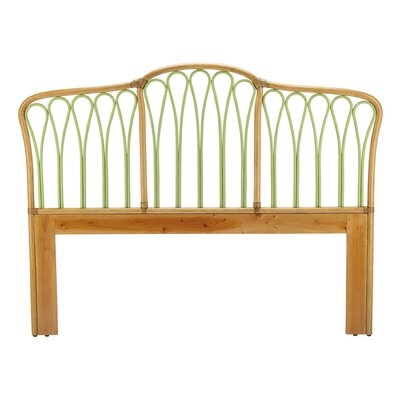 Sona Open-Frame Headboard Size: King