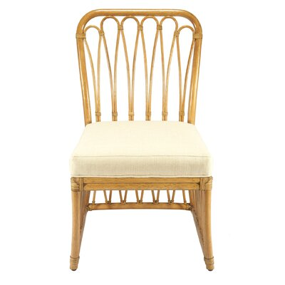 Sona Side Chair Finish: Nutmeg