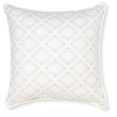 Rapee Amore Throw Pillow Color: Cloud